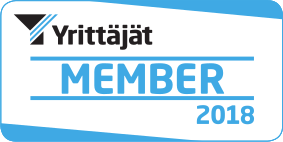 Member of the Federation of Finnish Enterprises