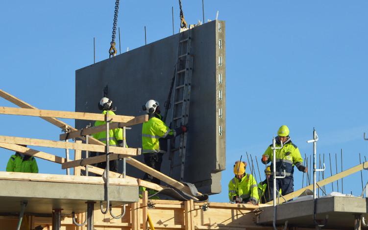 Rakennustyömaan aikaisissa sähköistyksissä työturvallisuuspuutteita