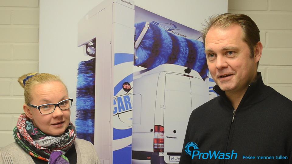 Prowash Oy käyttää Nopsa-järjestelmää työajan- ja ajoneuvoseurantaan kenttätyössä